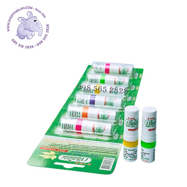 ong-hit-thao-duoc-thai-lan-green-herb-2-in-1-xanh-la