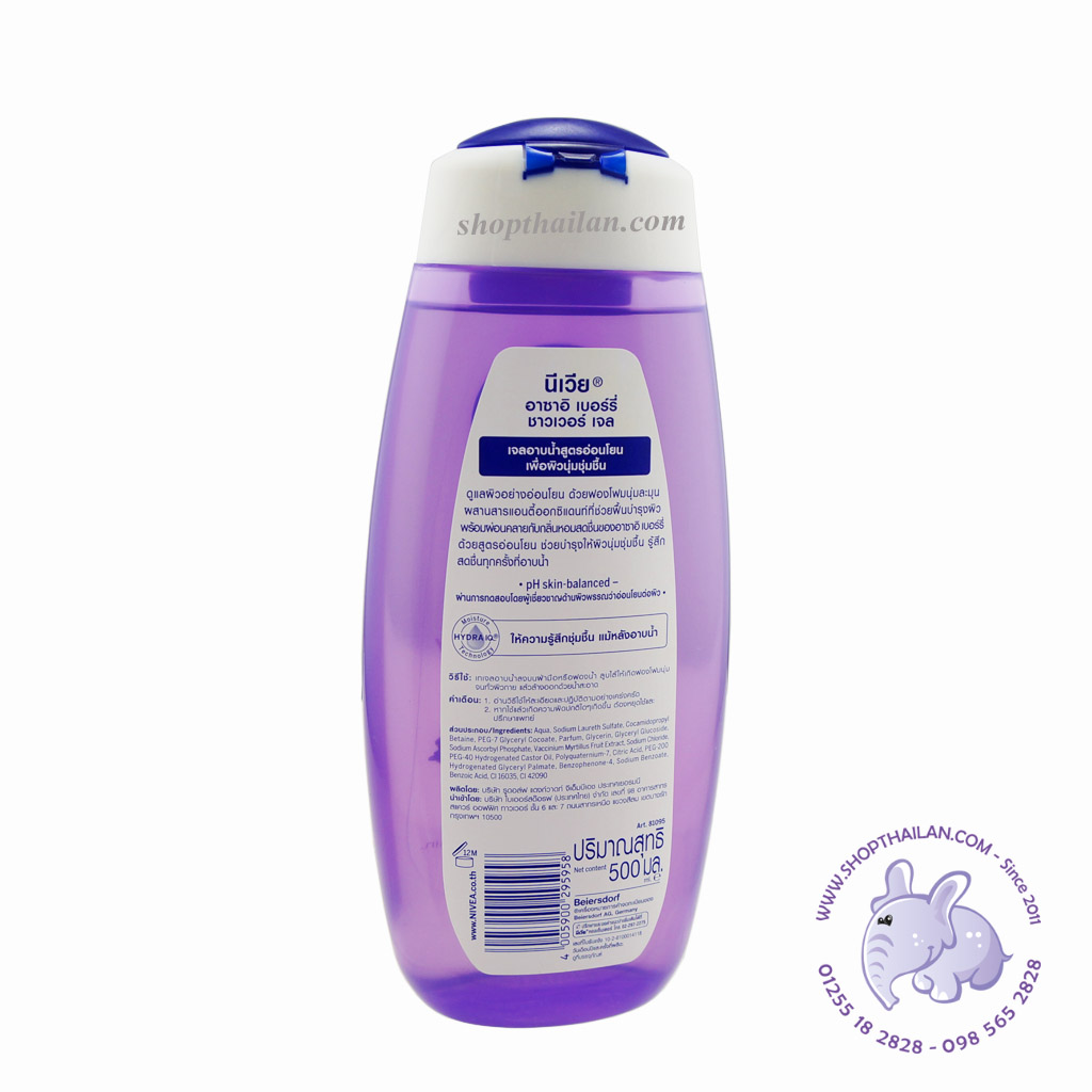 sua-tam-nivea-thai-lan-500ml-dang-gel--can-bang-ph-cua-da